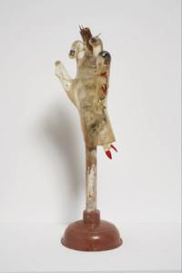 Michaela Eichwald, Peinliche Verhörung mit Tortor (Hand), 2010